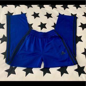 Boys Adidas track pants size 8